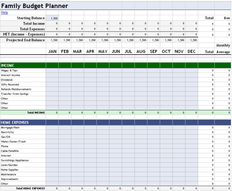 Screenshot of Google Docs Spreadsheet