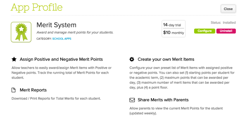New Merit App on App Store