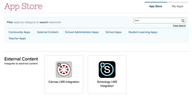 Learning Management System (LMS) Integration Apps