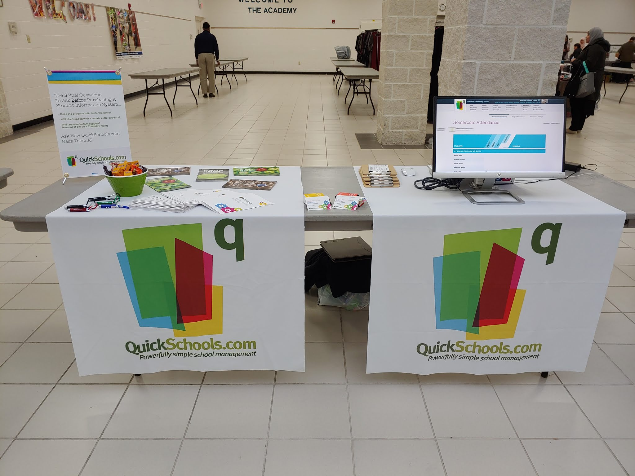 QuickSchools at ISNA Ohio Regional Conference
